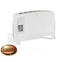 Termoconvettore Elettrico ARGO JAZZ T Bianco 2000 Watt - Stufa 60 m³ con Timer