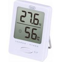 Termometro Digitale Trevi a Batteria TE 3004 Bianco con Igrometro