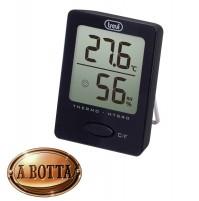 Termometro Digitale Trevi a Batteria TE 3004 Nero con Igrometro