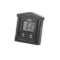 Termometro Digitale con Igrometro Trevi TE 3002 Nero Temperatura Min e Max