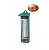 Termometro da Interno ed Esterno Trevi TE 3008 Verde Temperatura Minima Massima
