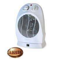 Termoventilatore Oscillante 2000 Watt MASTER FH3000 Bianco Stufa Elettrica Bagno