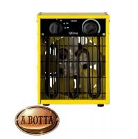 Termoventilatore Qlima EFH5120 2000 W Uso Gravoso 32 m² Stufa Elettrica Cantiere