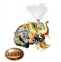 Tom's Drag Animal Collection Scultura Elefante Soliman L 3005 - Statua Design