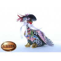 Tom's Drag Animal Collection Scultura Papera Goldie 3495 24 cm - Statua Design