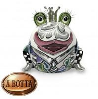 Tom's Drag Collection Scultura Animal Rana Frog King Marvin Bianco 4437 - Statua