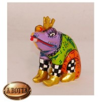 Tom's Drag Collection Scultura Animal Rospo Little Prince Andrew 3432 - Statua