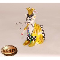 Tom's Drag Collection Scultura Cat Gatto Little Caroline 3665 - Statua Design