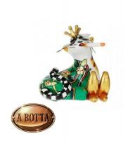 Tom's Drag Collection Scultura Cat Gatto Little Grace 3663 - Statua Design