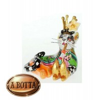 Tom's Drag Collection Scultura Cat Gatto Little Laetitia 3662 - Statua Design