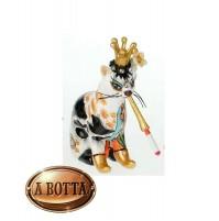 Tom's Drag Collection Scultura Cat Gatto Little Victoria 3664 - Statua Design
