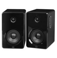 Trevi AVX 570 S2 Coppia Kit Altoparlanti Amplificati Bluetooth MP3 USB Nero