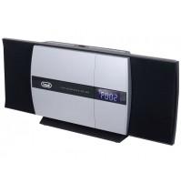 Trevi HCV 1035 BT Mini Stereo Hi-Fi Tavolo o Parete Bluetooth Lettore CD Radio