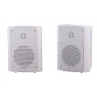 Trevi HTS 9410 Coppia Kit Casse Audio Altoparlanti 2 Vie 100 Watt Bianco NUOVO