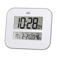 Trevi OM 3520 D Orologio Digitale da Parete e Tavolo con Grande Display Bianco