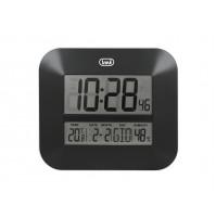 Trevi OM 3520 D Orologio Digitale da Parete e Tavolo con Grande Display Nero