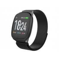 Trevi T-FIT 260 HB Smartwatch Fitness Cardio Smartband Nero IP67 GPS Android iOS
