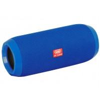 Trevi XR 84 Plus Cassa Audio Speaker Bluetooth 5 Watt Blu e 2 Woofer Passivi