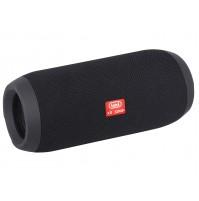 Trevi XR 84 Plus Cassa Audio Speaker Bluetooth 5 Watt Nero e 2 Woofer Passivi